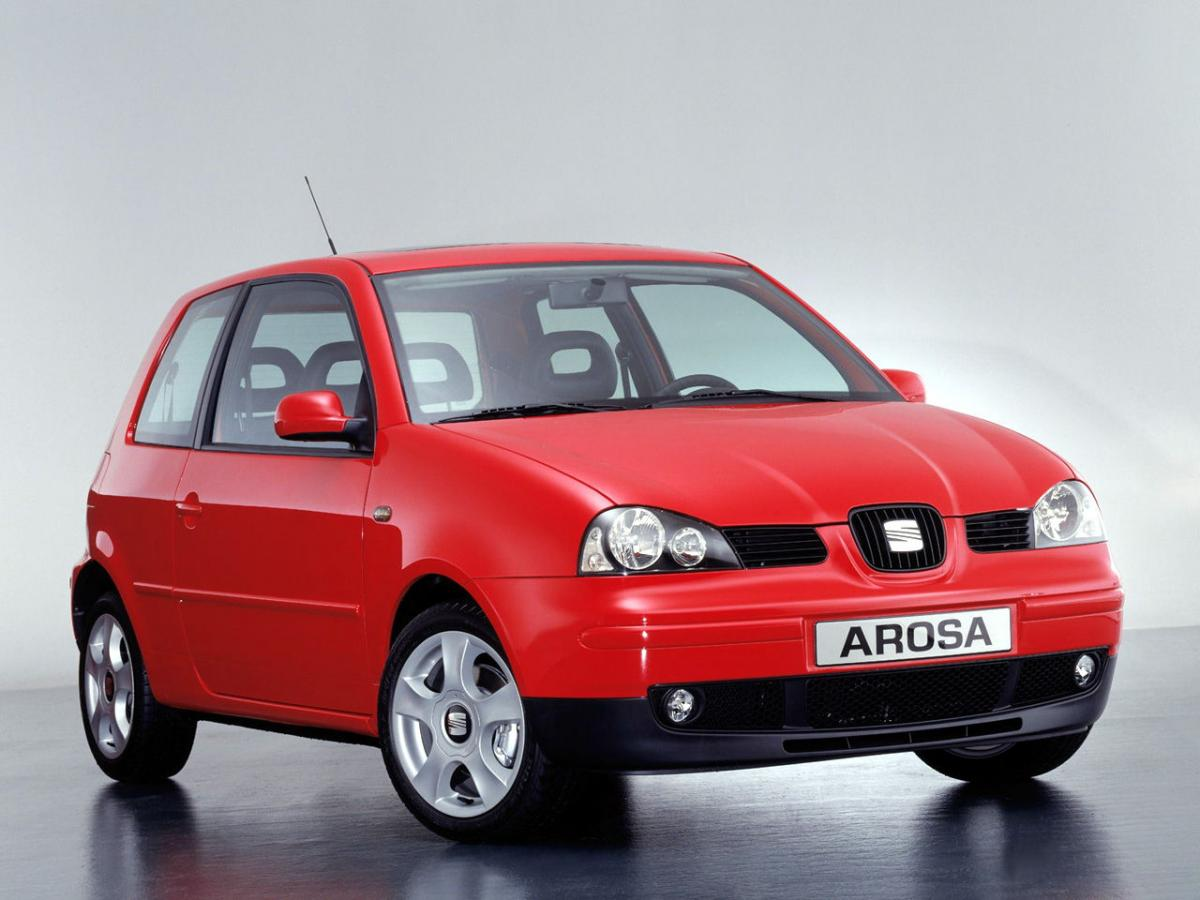 Seat Arosa 6h 1 4 60 Hp Automatic